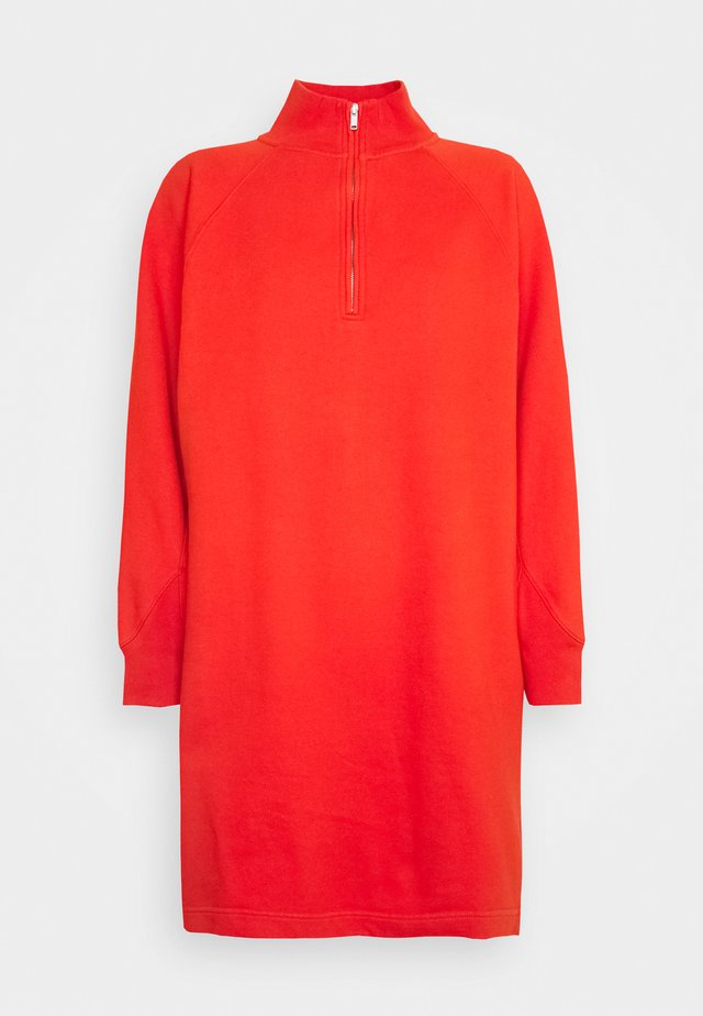 Day dress - grenadine orange