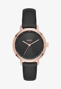 DKNY - THE MODERNIST - Watch - schwarz - 2