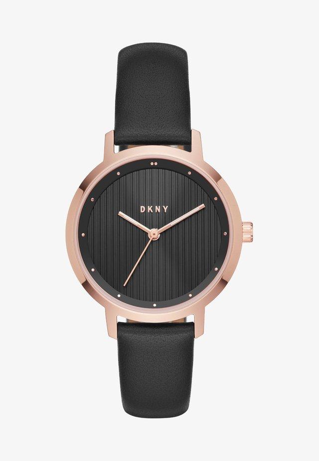 THE MODERNIST - Uhr - schwarz