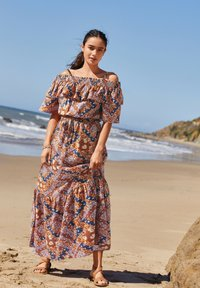 Next - Maxi dress - multi-coloured - 2