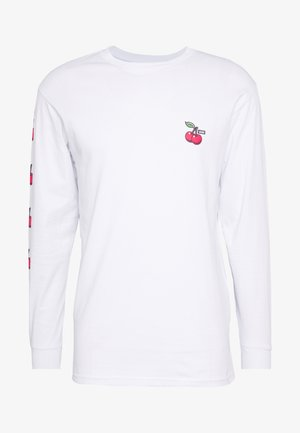 CHERRIES  - Langarmshirt - white