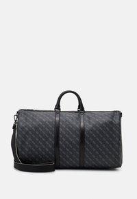 Guess - VEZZOLA UNISEX - Weekend bag - black - 0