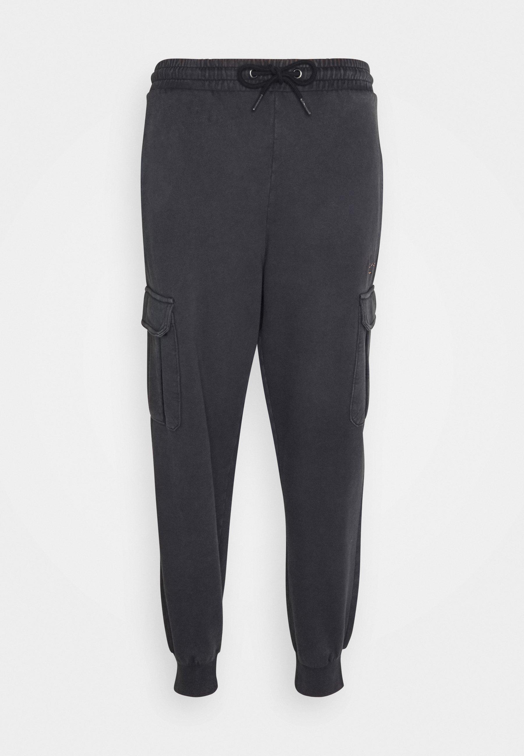Women SMALL SIGNATURE WASHED UNISEX - Cargo trousers
