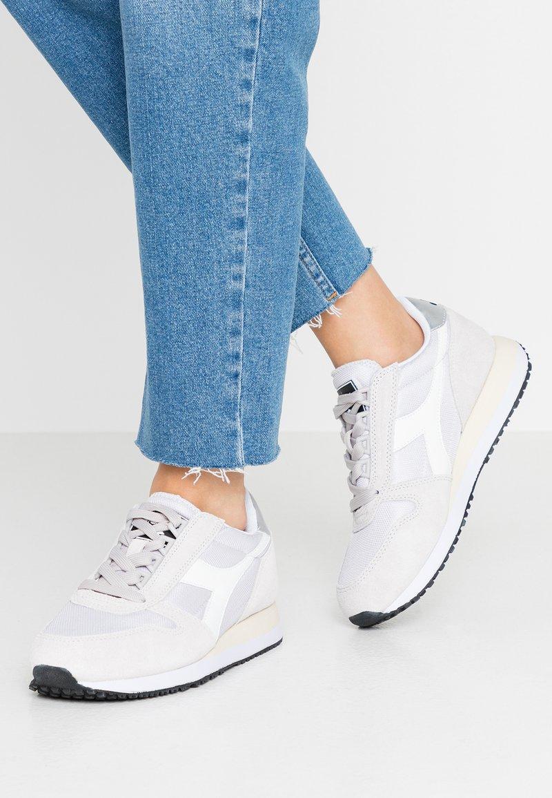 Diadora - CAIMAN - Sneakers - wind gray
