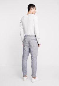 Gabba - FIRENZE LITHE - Pantalon classique - blue - 2