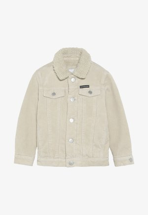 JACKET - Light jacket - beige