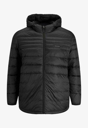 JJEACE PUFFER HOOD - Lehká bunda - black