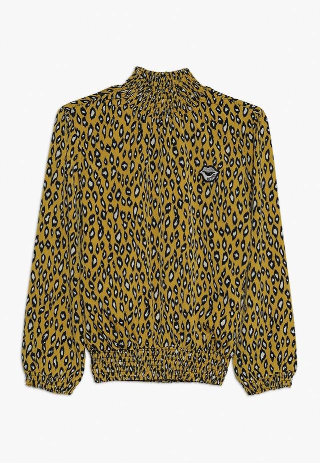 ANN - Blouse - yellow