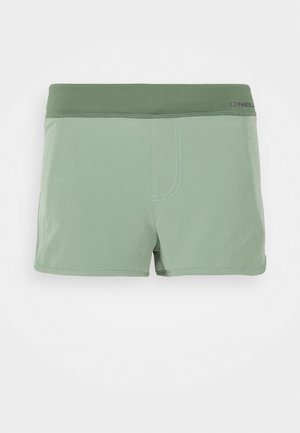 BIDART BOARD - Swimming shorts - green