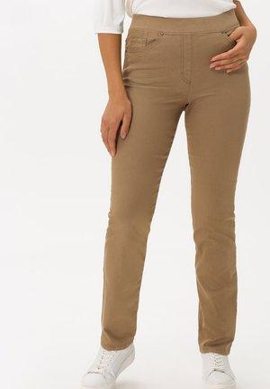 STYLE PAMINA - Slim fit jeans - camel