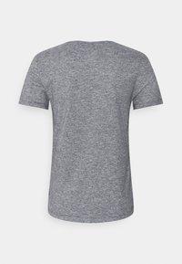 TOM TAILOR DENIM - Print T-shirt - dark blue - 7