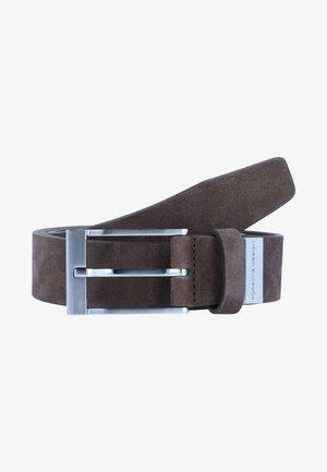 DAKOTA - Belt - dark brown