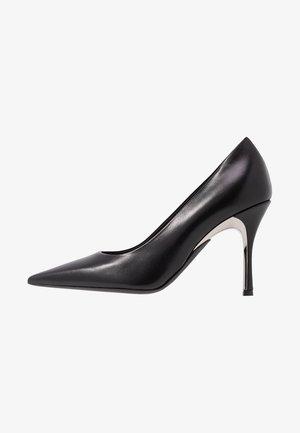 EVA DECOLLETE - High heels - onyx/rutenio