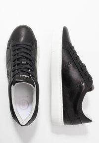 Bogner - NEW SALZBURG - Sneakersy niskie - black - 3