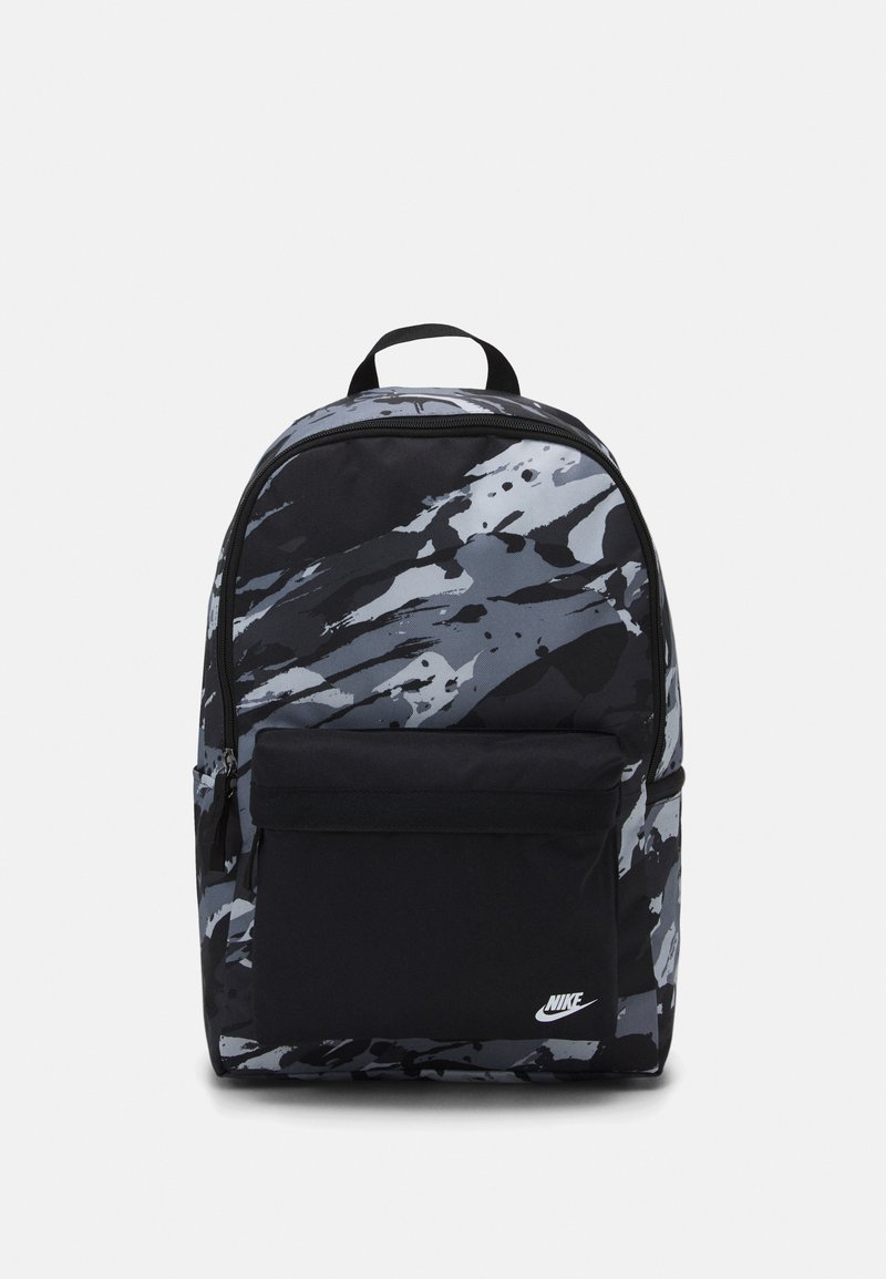 Nike Sportswear - HERITAGE UNISEX - Mochila - black/white