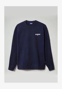 Napapijri - B-ICE CREW - Jumper - medieval blue - 3