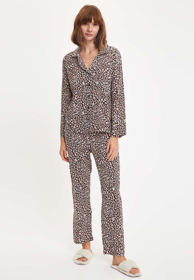 SET - Pyjama - brown