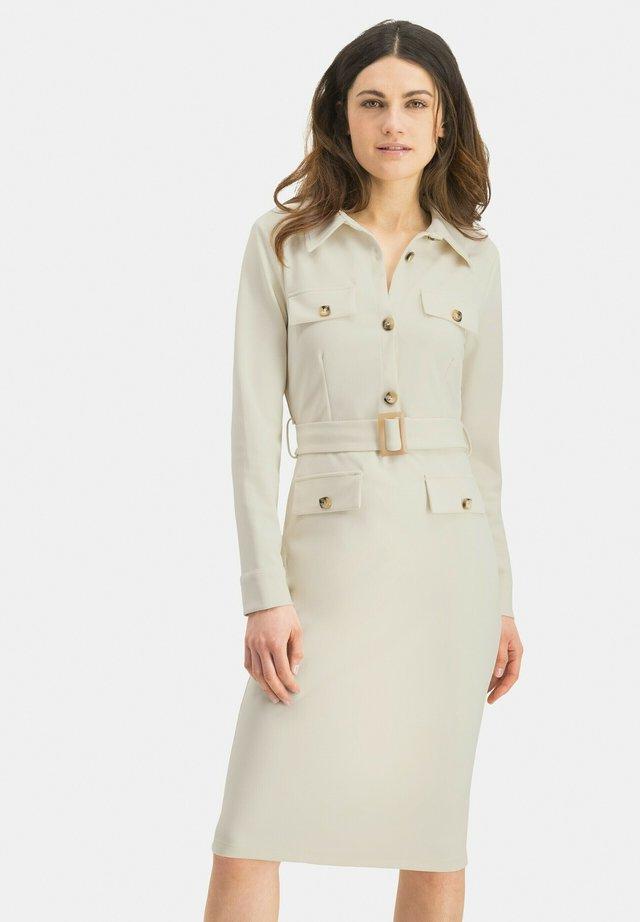 PATINO - Shift dress - weiãŸ