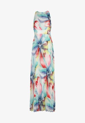 Maxi dress - mint-multicolor