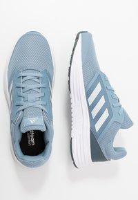 adidas Performance - GALAXY  - Zapatillas de running neutras - blue/sky tint - 1