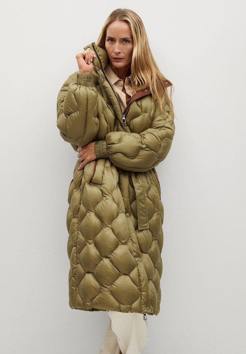 Mango - MERENGUE - Vinterkåpe / -frakk - khaki
