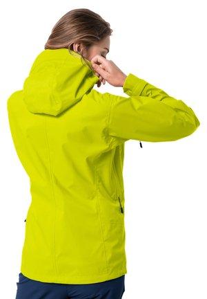 EXOLIGHT - Outdoor jacket - flashing green