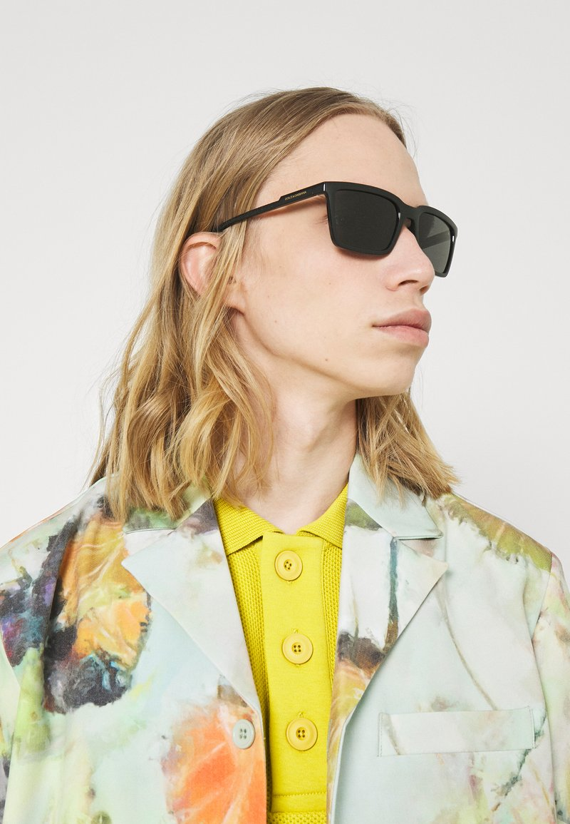 Dolce&Gabbana - UNISEX - Sunglasses - black