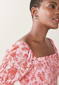 Next - SHIRRED - Maxi dress - multi-coloured - 3