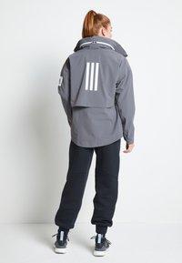 adidas Performance - MYSHELTER URBAN RAIN.RDY OUTDOOR - National team wear - grau - 2