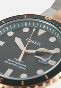 Fossil - Watch - silver-coloured - 4