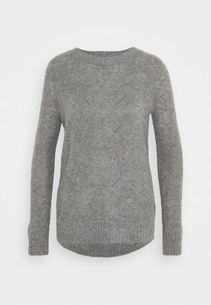 POINTELLE - Jumper - gunmetal