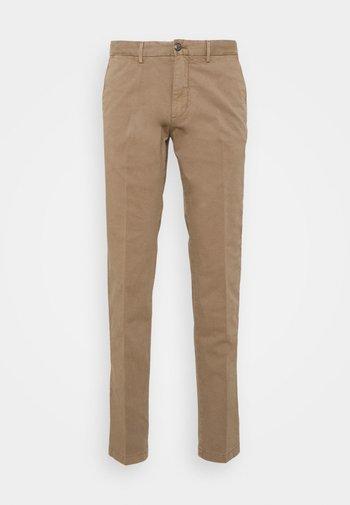 FLEX - Trousers - brown