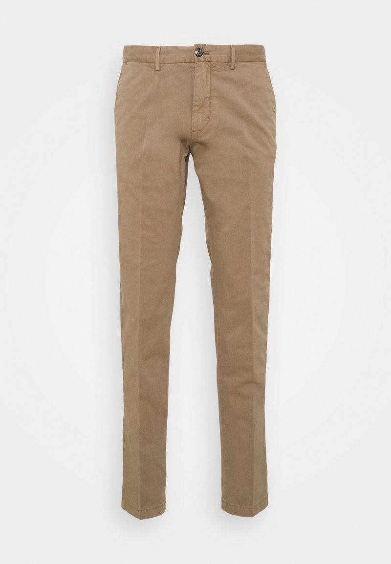 Tommy Hilfiger Tailored - FLEX - Trousers - brown