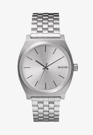 NIXON TIME TELLER UHR - Watch - silver