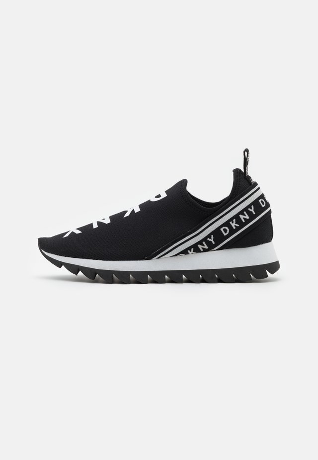 ABBI RUNNER - Slipper - black