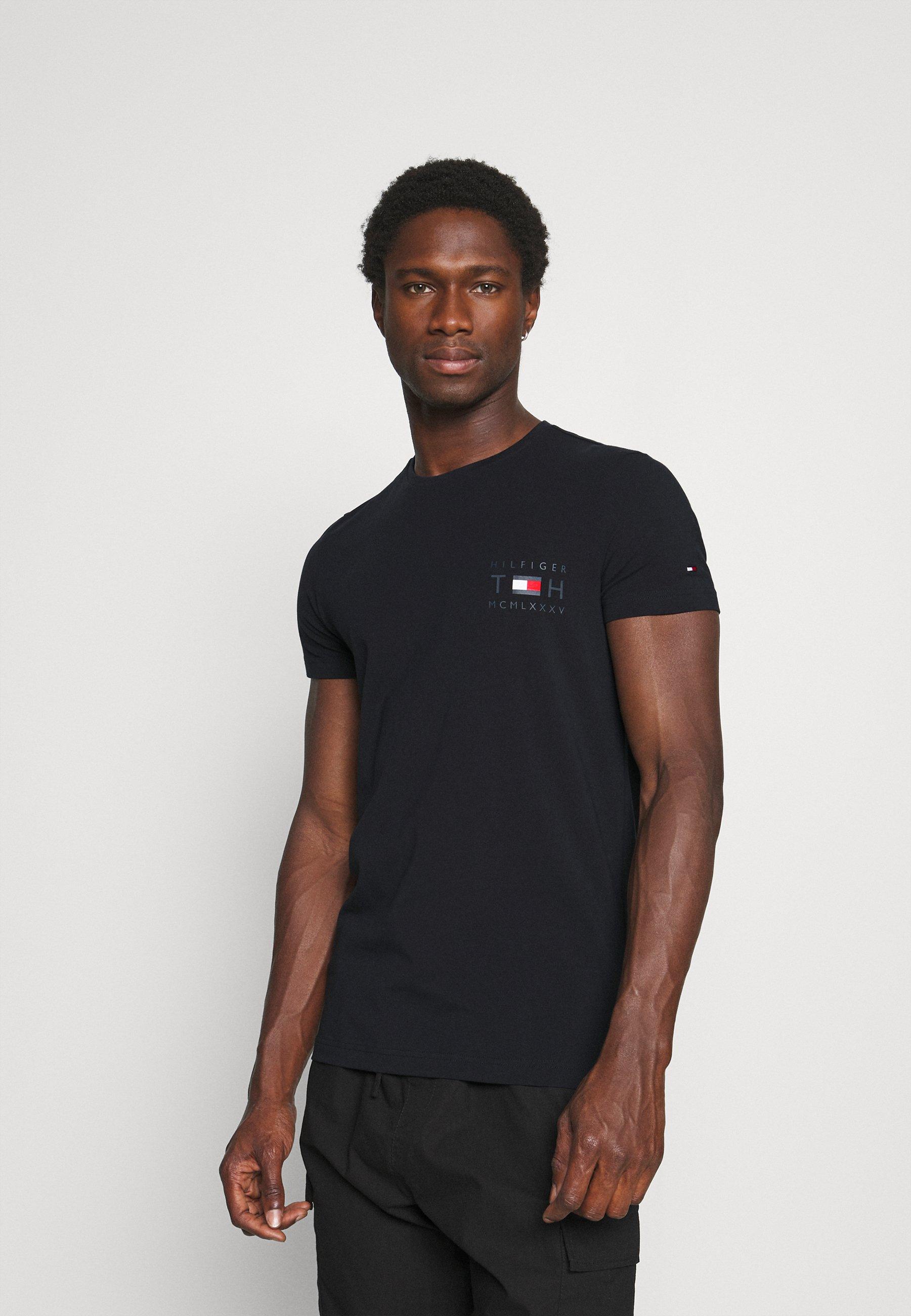 Uomo STRETCH SLIM CORP - T-shirt basic