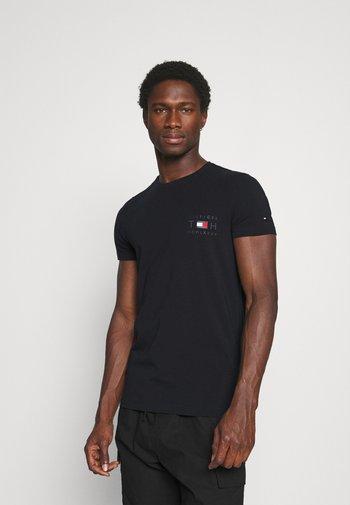 STRETCH SLIM CORP - T-shirt - bas - desert sky