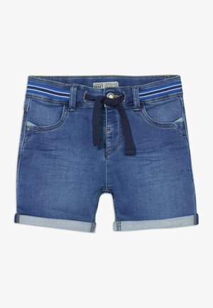 TEEN BOYS BERMUDA - Jeansshort - blue
