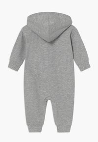 Levi's® - COLORED ZIP PLAY ALL DAY - Jumpsuit - grey heather - 1