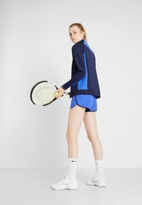 Lacoste Sport - TENNIS JACKET - Training jacket - navy blue/obscurity/white - 1