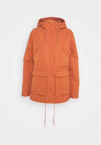 SOUTH CANYON™ JACKET - Hardshell jacket - teak brown