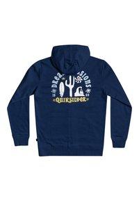 Quiksilver - Zip-up sweatshirt - sargasso sea - 4