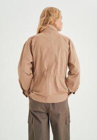 InWear - YUMA - Light jacket - amphora - 2