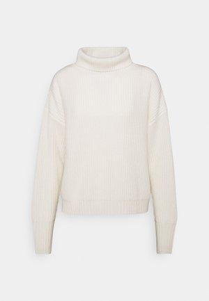 HIGHNECK - Jumper - pristine white