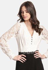 Vive Maria - GIGI LACE - Day dress - schwarz/creme - 3