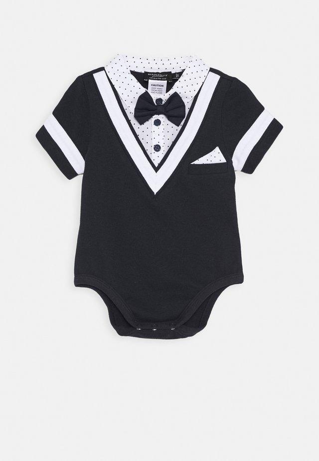 VARSITY SPOT GROW - Pijama de bebé - navy