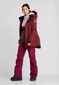 Volcom - SHELTER - Snowboard jacket - scarlet - 1
