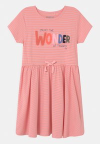 Staccato - KID - Jersey dress - coral - 0