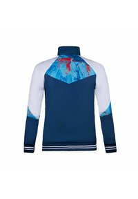 BIDI BADU - JABU TECH - Training jacket - dark blue, aqua - 1