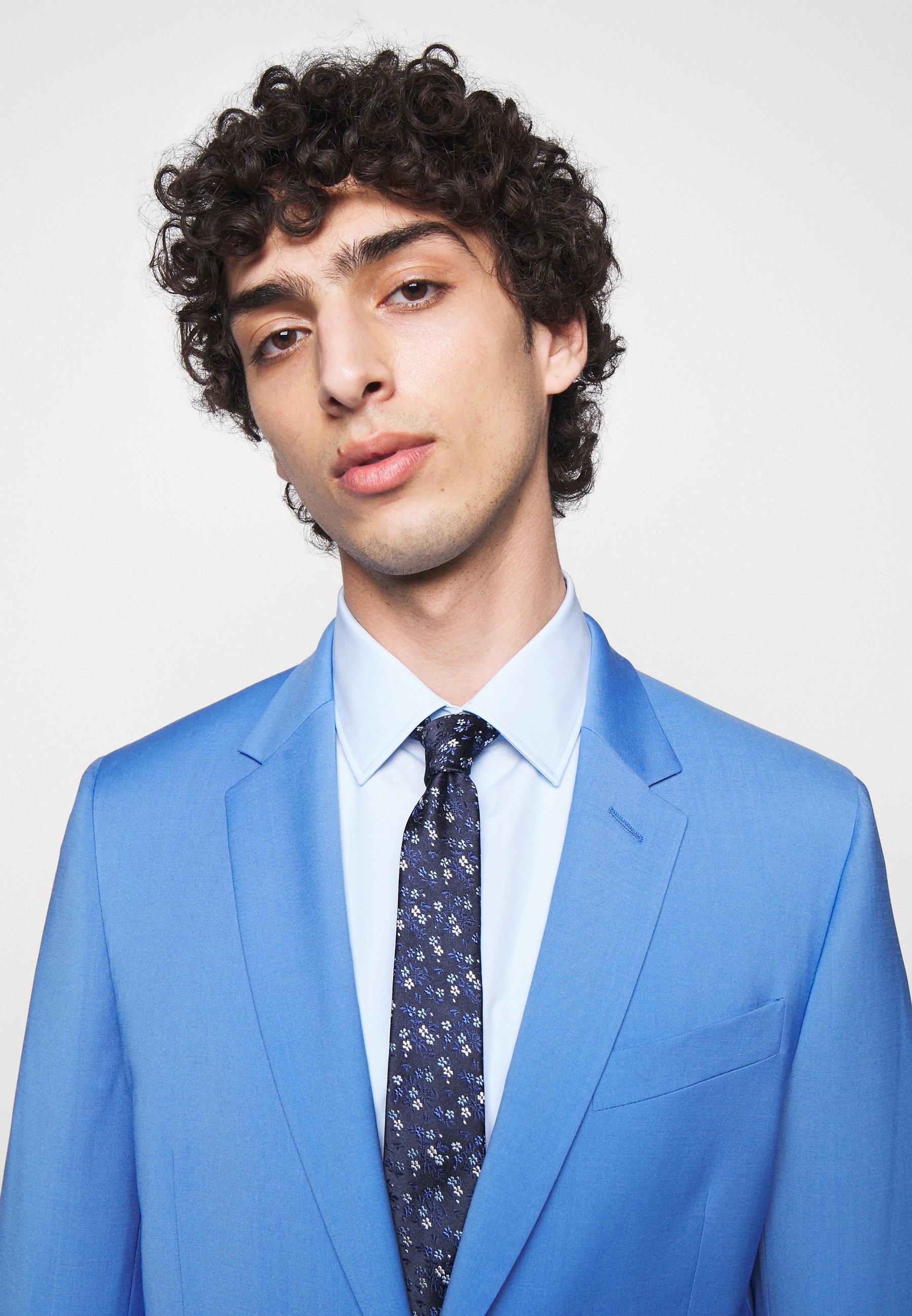 Homme TIE FLORAL - Cravate